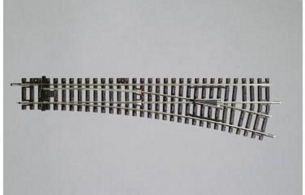"""Piko A-Gleis, 55221 H0 - Weiche rechts """"WR"""" für DC-Gleissystem"""