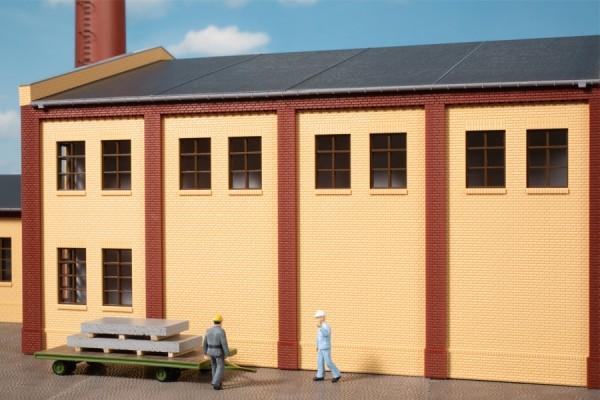 Auhagen 80634 H0-BauKastenSystem / Bauteile: Wände 2580A, Wände 2580B & Wände 2580C gelb