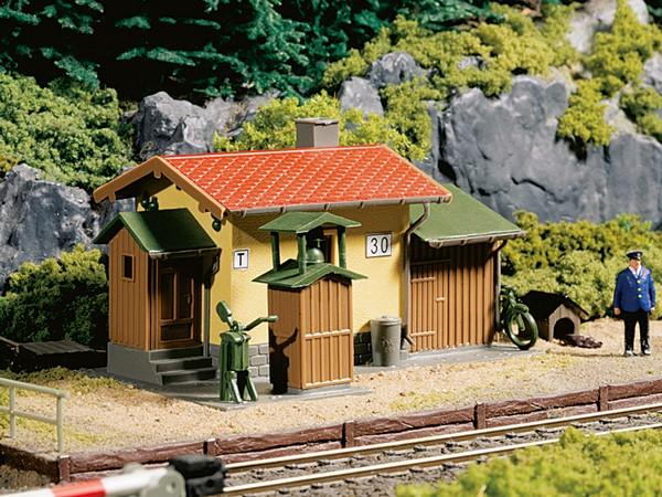 """Auhagen 11322 H0-Modellbausatz, """"Streckenwärterhaus"""""""