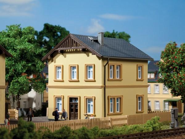 """Auhagen 11349 H0-Modellbausatz, """"Bahnmeisterei"""""""