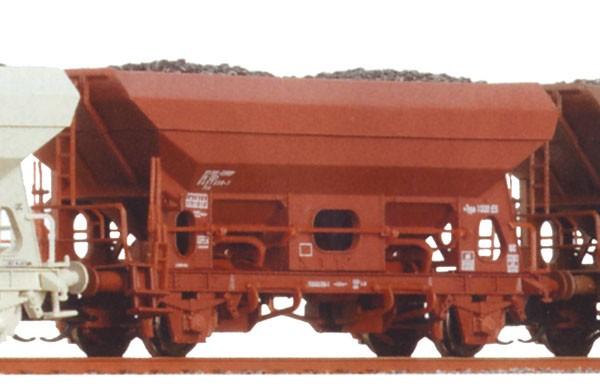 Tillig 500920 TT-Schüttgutwagen Ep. V, eingestellt bei der B