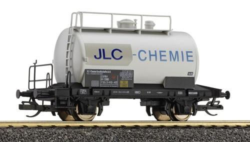"""Tillig 14477 TT-Kesselwagen Ep. IV-V, der """"JLC-Chemie"""", eingestellt bei der ÖBB"""