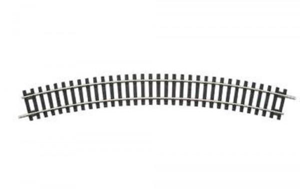 """Piko A-Gleis, 55213 H0 - Gebogenes Gleisstück """"R3 - 484mm/30°"""" für DC-Gleissystem"""