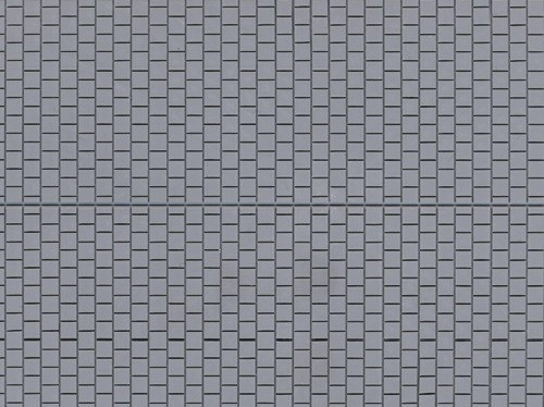 "Auhagen 52423 H0/TT 1-Dekorplatte ""Fußsteig"", grau"
