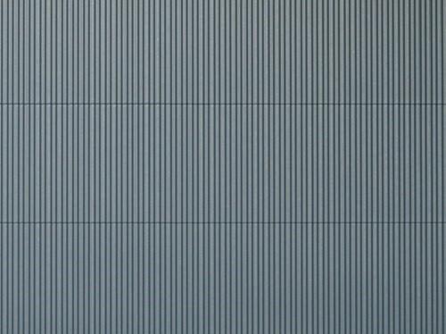 """Auhagen 52431 H0/TT 1-Dekorplatte """"Wellblech"""", grau"""