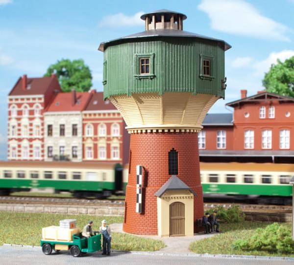 "Auhagen 11335 H0-Modellbausatz, ""Wasserturm - Aschersleben"""