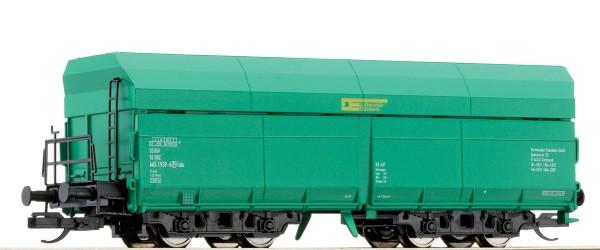 "Tillig 15216 TT-Offener Drehgestell-Schüttgutwagen Ep. V, der ""DE"", eingestellt bei der BDZ"