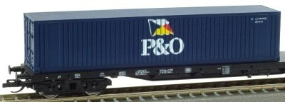 """PSK 6829 TT-Ladegüter, 40ft-Container, """"P&O"""""""