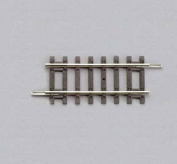"Piko A-Gleis, 55208 H0 - Gerades Übergangs-Gleisstück Universal ""GUE62-U"" für DC-Gleissystem"