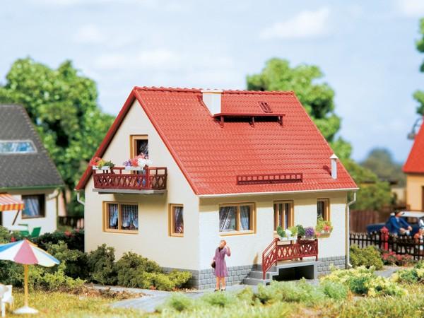 Auhagen 12232 H0/TT-Modellbausatz, Haus Ingrid