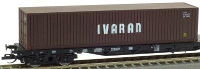 "PSK 6824 TT-Ladegüter, 40ft-Container, ""Ivaran"""