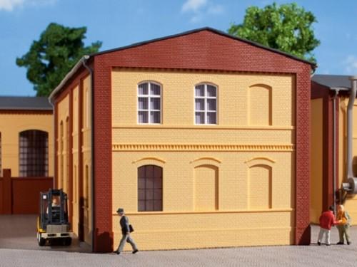 Auhagen 80601 H0-BauKastenSystem / Bauteile: Wände 2324B gelb